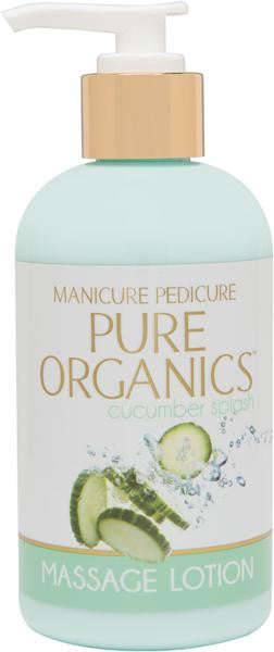 La Palm - Pure Organic Cucumber Splash Massage Lotion