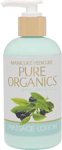 La Palm - Pure Organic Green Tea & Acai Massage Lotion