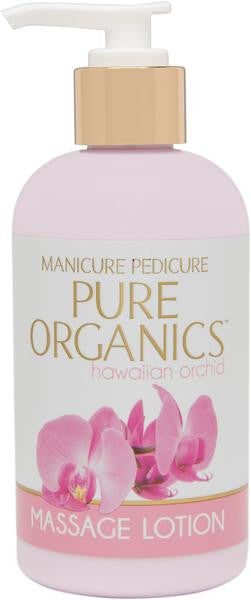 La Palm - Pure Organic Hawaiian Orchid Massage Lotion
