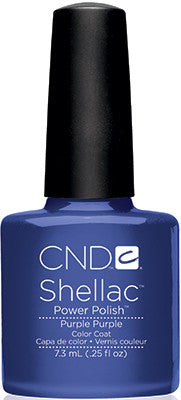 CND Shellac Purple Purple