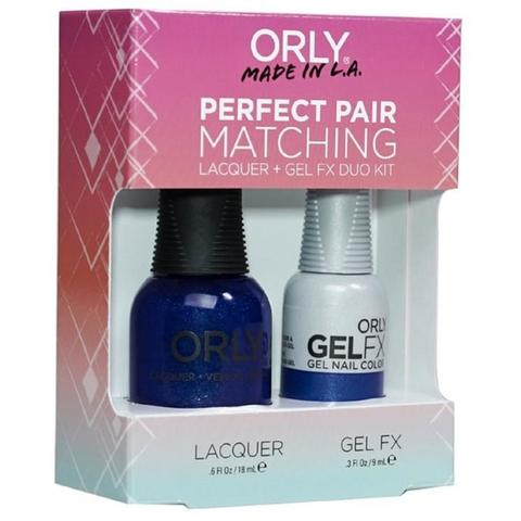 Orly Perfect Pair Matching - In The Navy