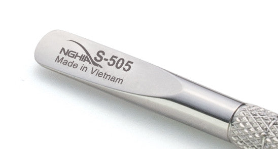 Nghia Stainless Steel Pusher - S-505