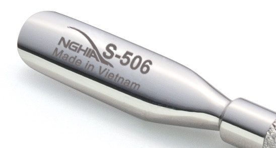Nghia Stainless Steel Pusher - S-506