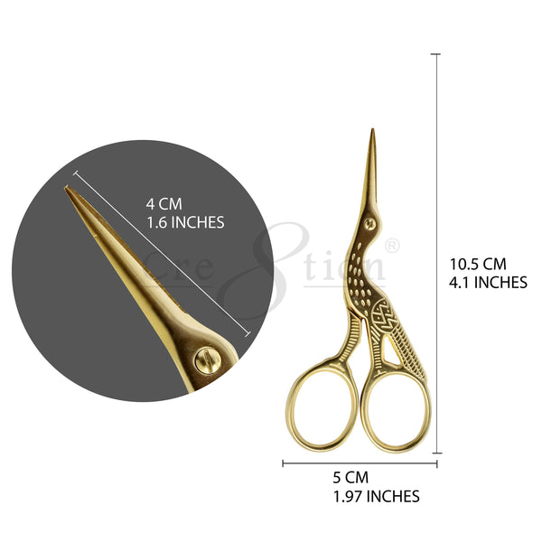 Cre8tion Stainless Steel Scissors