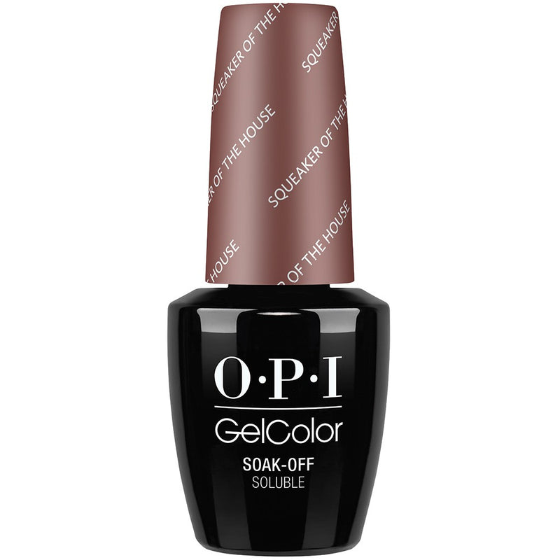 OPI GelColor - Squeaker of the House