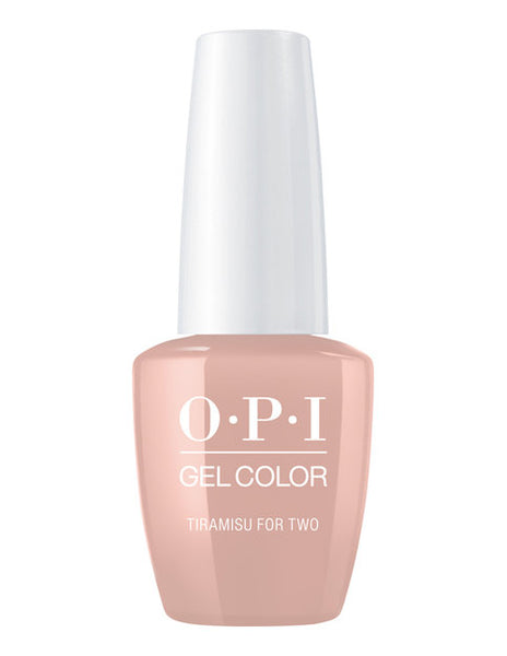 OPI GelColor (2017 Bottle) - Tiramisu For Two (NEW BOTTLE)