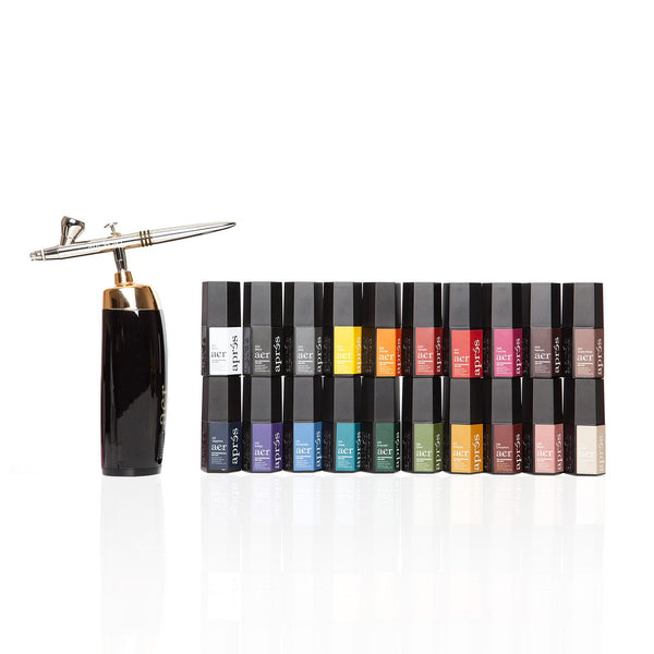 Apres Aer Airbrush Gel Kit