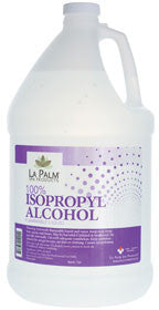 "La Palm - 100% Isopropyl Alcohol 1 Gallon (IN STORE PICK UP ITEM ONLY! At checkout must deselect ""SHIP"" and select ""PICK UP"" to purchase this item)"