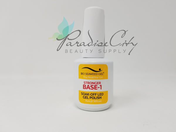 Bio Seaweed Gel - Base-1 Gel Polish