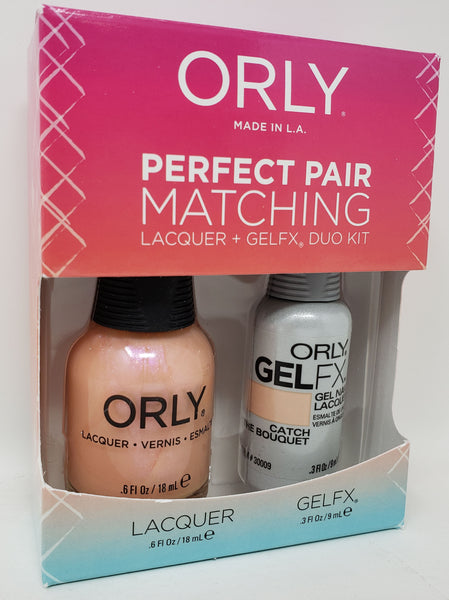 Orly Perfect Pair Matching - Catch The Bouquet