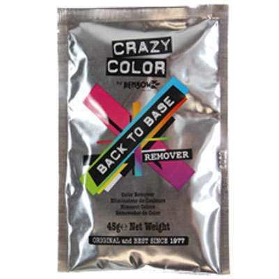Color Remover CRAZY COLOR Back to Base 45g