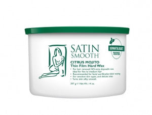 Satin Smooth - CITRUS MOJITO THIN FILM HARD WAX