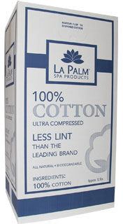 La Palm - 100% Cotton Ultra Compressed - 12 LBS