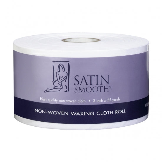 Satin Smooth - NON-WOVEN WAXING CLOTH ROLL