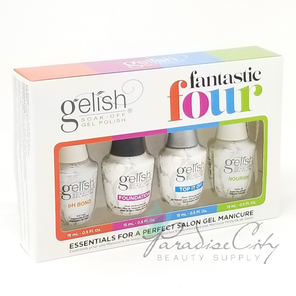 Gelish Fantastic Four Kit