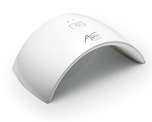 AORA F1 2 in 1 Hybrid UVLED Nail Lamp