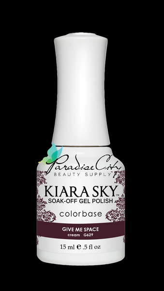 Kiara Sky Gel Polish - G629 GIVE ME SPACE