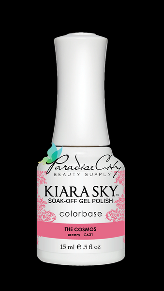 Kiara Sky Gel Polish - G631 THE COSMOS