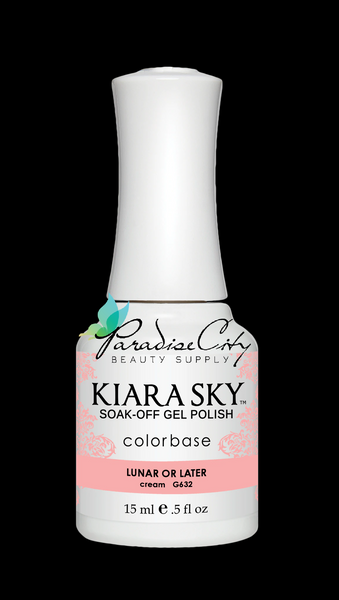 Kiara Sky Gel Polish - G632 LUNAR OR LATER