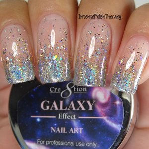 Cre8tion - Chrome Effect Nail Art - 03 - Galaxy Holo - 1g