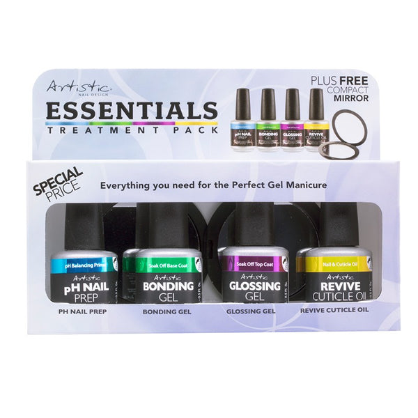 Artistic Essentials Treatment Pack