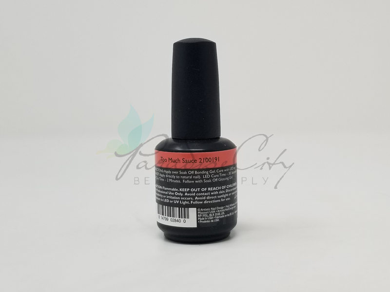 Artistic Gel Polish - Caution: Extremely Hot! Collection