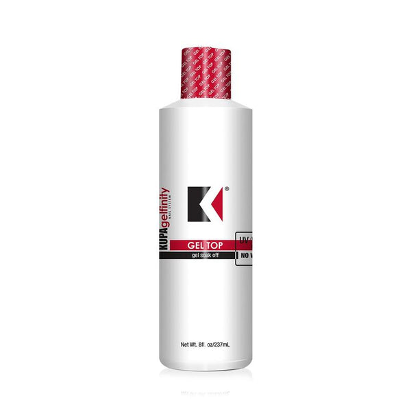 KUPA Gelfinity Top Coat Refill (8 oz)