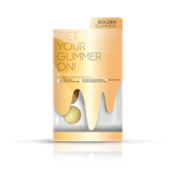 Voesh Golden Glimmer 5 Step Single - Use Pedicure