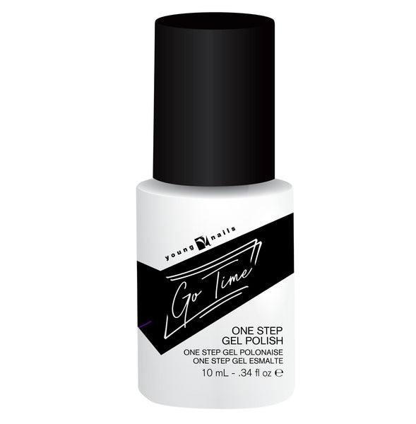 Young Nails - Go Time Gel - LOOK DON'T TOUCH