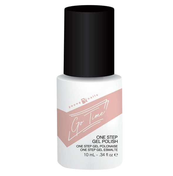 Young Nails - Go Time Gel - ROUGH TOUGH AND IN THE BUFF