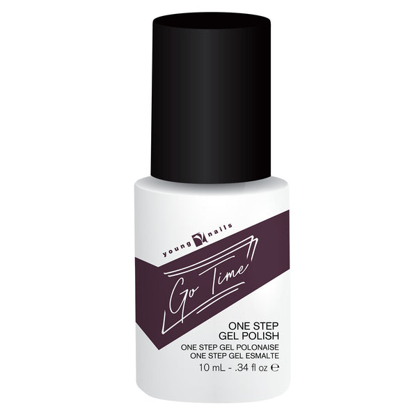 Young Nails - Go Time Gel - STRAIGHT UP NO SUGAR