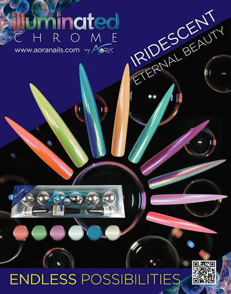 AORA Illuminated Chrome (UNICORN CHROME)