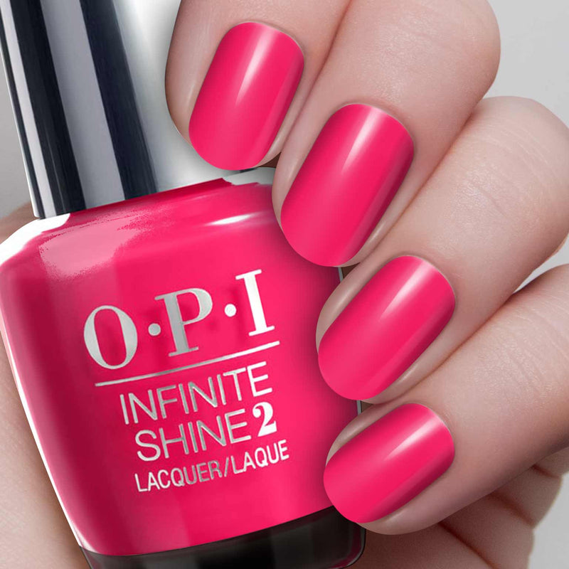 OPI Infinite Shine - L05 Running With The In-Finite Crowd