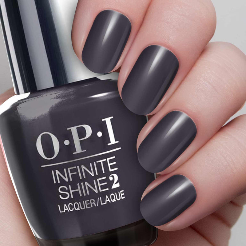 OPI Infinite Shine - L26 Strong Coal-ition