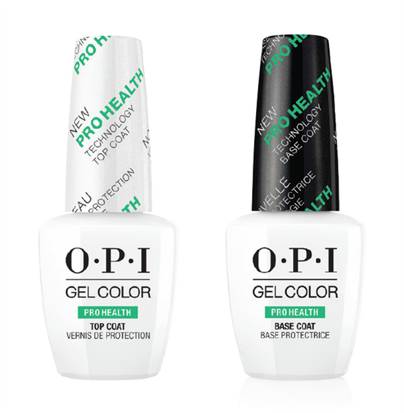 OPI ProHealth Dual - Base Coat & Top Coat Combo