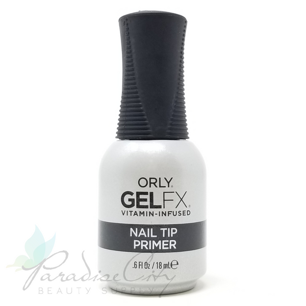 Orly Essentials - GelFX Nail Tip Primer (.6 Fl. Oz. / 18 mL) Vitamin-Infused