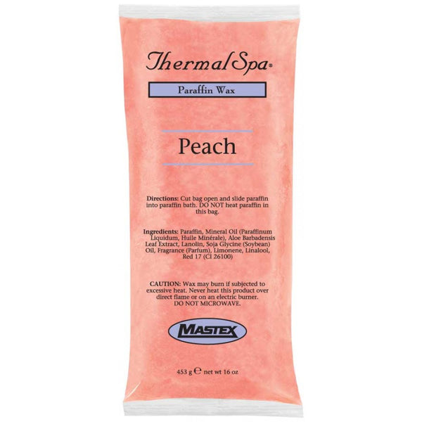 Thermal Spa Paraffin Wax - Peach (OAHU ORDER  ONLY)