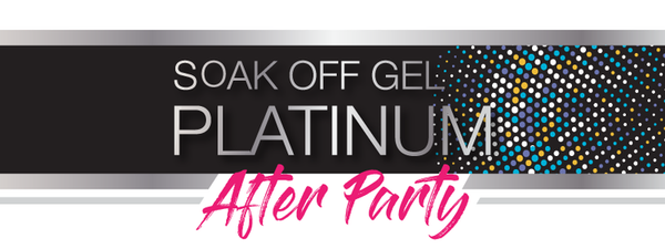 Cre8tion - Platinum After Party Collection .5 oz.