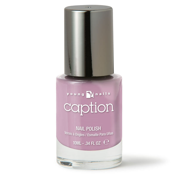 Young Nails - CAPTION POLISH - HEART YOU