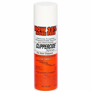 King Research - Clippercide Aerosol Spray
