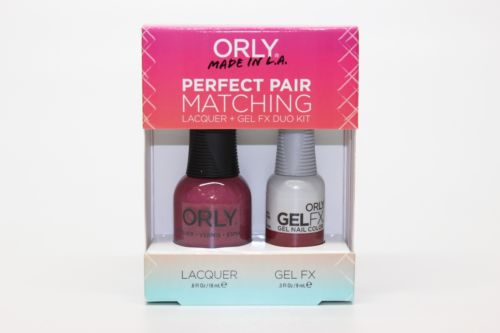 Orly Perfect Pair Matching - Hillside Hideout