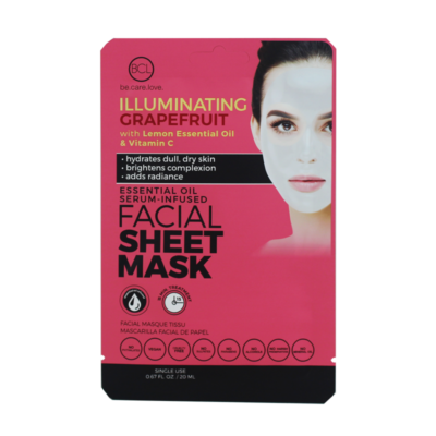 BCL  Essential Oil Facial Sheet Mask