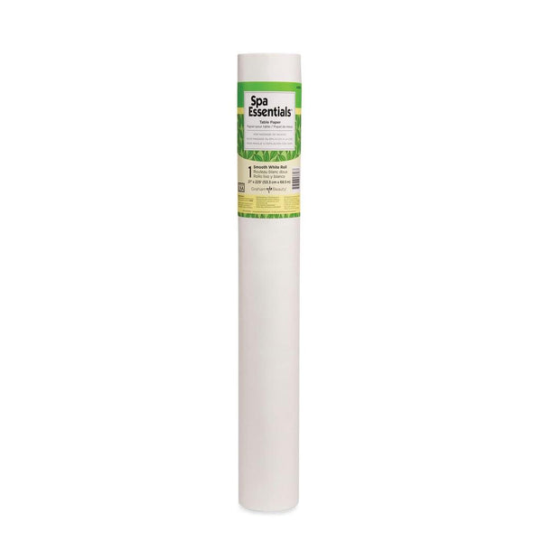 Graham Beauty - Spa Essentials® Smooth, White Table Paper
