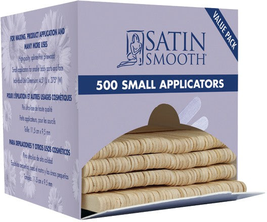 Satin Smooth - SMALL APPLICATORS