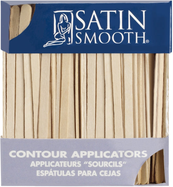 Satin Smooth - CONTOUR EYEBROW APPLICATORS