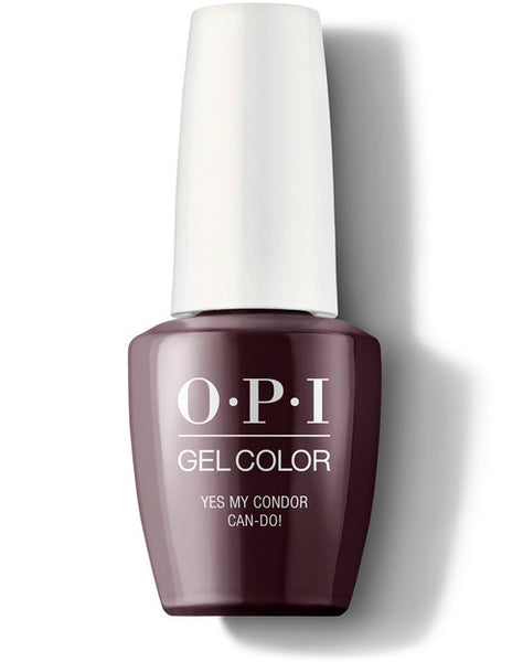 OPI PERU COLLECTION GEL POLISH