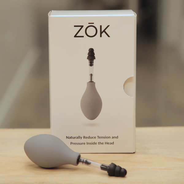 ZOK - Naturally Reduce Tension & Pressure Inside the Head