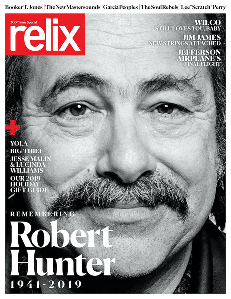 December 2019 Relix Issue