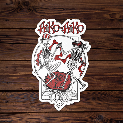 Aiko-Aiko - Throwback Sticker