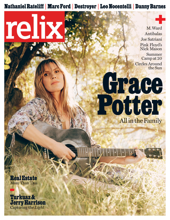 April/May 2020 Relix Issue